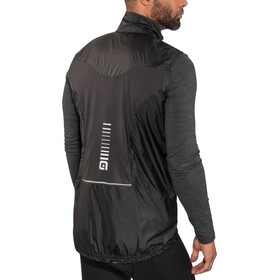 Alé Cycling Guscio Light Pack Chaleco Hombre, black